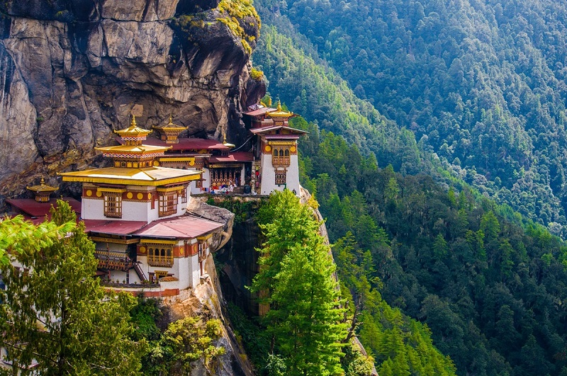 Glimpses Of Bhutan 5 Days I Bhutan Travel Agency I Bhutan Travel Agent