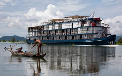 Cruising In Mekong River 9 Days