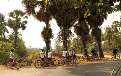 Siem Reap Cycling And Kulen Trekking 7 Days
