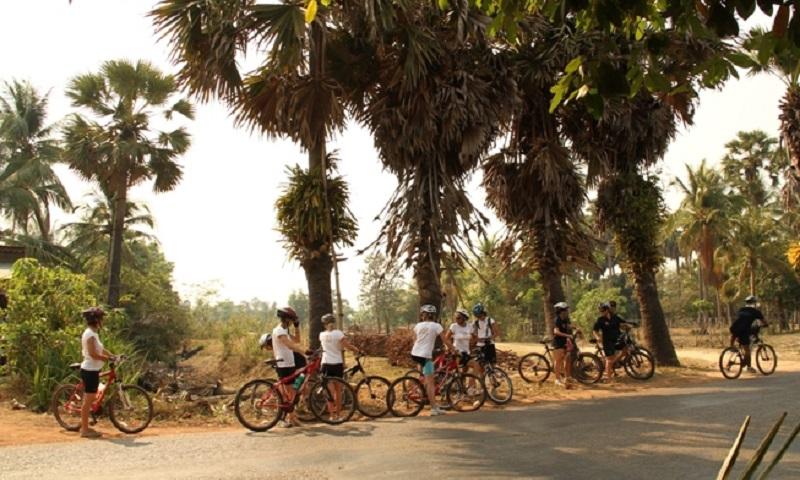 Siem Reap Cycling And Kulen Trekking 7 Days I Cambodia