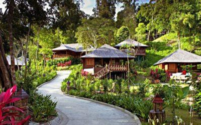Malaysia Secluded Luxury Island 7 Days