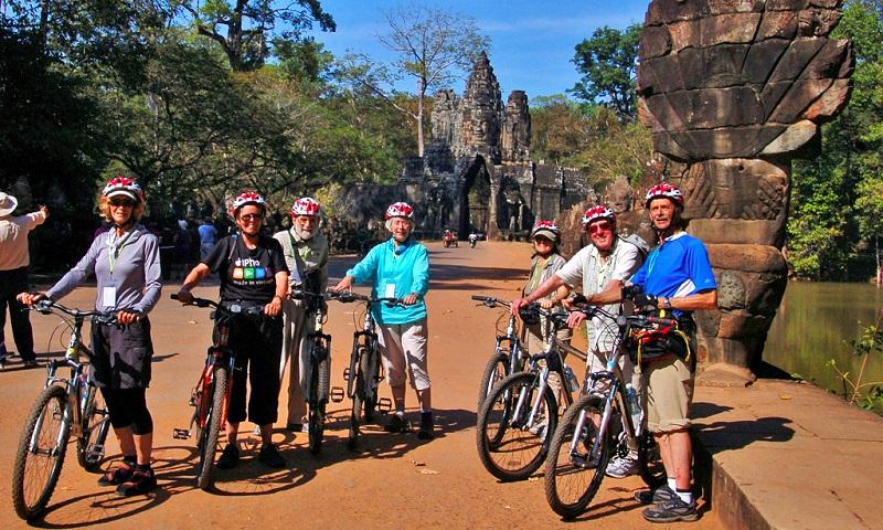 CAMBODIA HERITAGE AND ADVENTURE 10 DAYS I TRAVEL AGENCY CAMBODIA I