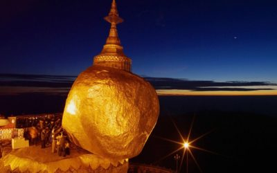 Ancient Myanmar 14 Days