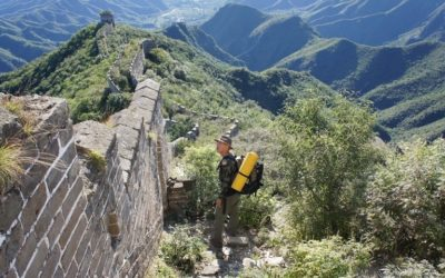 Great Wall Hiking 10 Days
