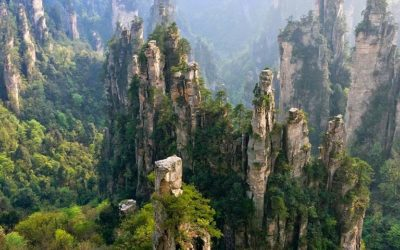 Natural Wonders in China 13 Days